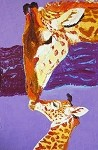 SOLD Mom & Newborn-Giraffe